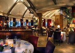 Les Manoirs de Tourgéville - Deauville - Restaurant