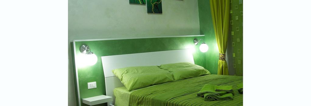 Romatic - Rome - Bedroom