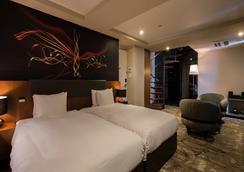 Akasaka Granbell Hotel - Tokyo - Bedroom