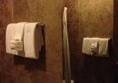 Luxx Boutique Hotel - Santa Fe - Bathroom