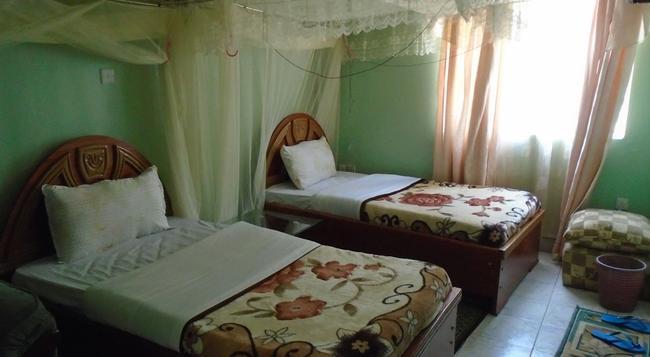 The Pebble Hotel Nairobi - Nairobi - Bedroom