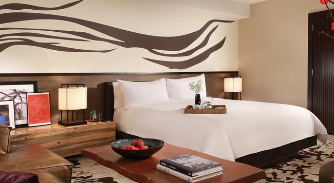 Nobu Hotel - Las Vegas - Bedroom
