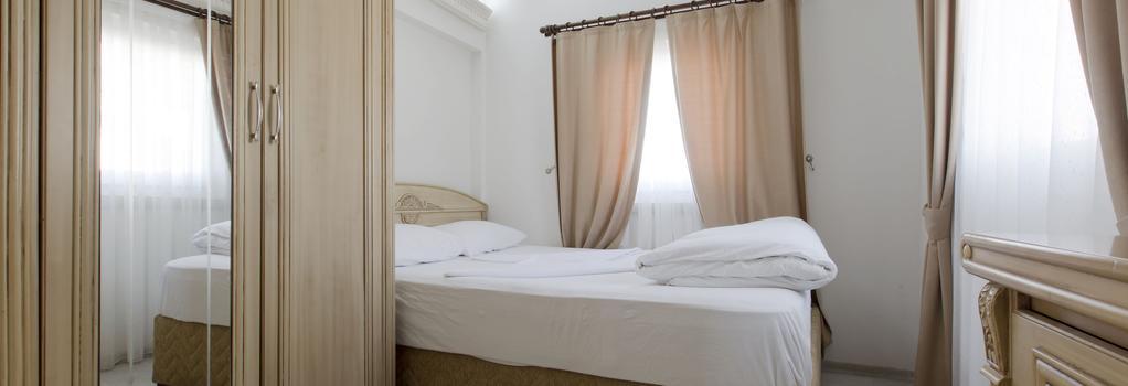 In House Hostel - Izmir - Bedroom
