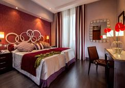 Hotel Morgana - Rome - Bedroom