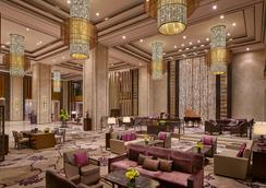 Shangri-La Hotel - Bangalore - Lobby