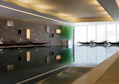 Hong Kong SkyCity Marriott Hotel - Hong Kong - Pool