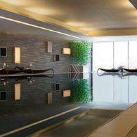Hong Kong SkyCity Marriott Hotel Health club