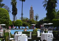 Hôtel Chems - Marrakesh - Pool