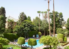 Hôtel Chems - Marrakesh - Outdoor view