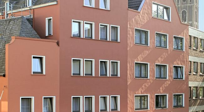 Hotel Lyskirchen - Cologne - Building