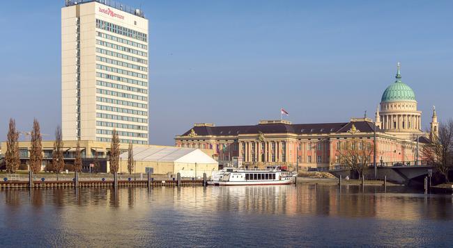 Mercure Hotel Potsdam City - Potsdam - Building