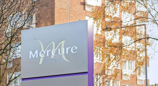 Mercure Hotel Koeln Belfortstrasse - Cologne - Building