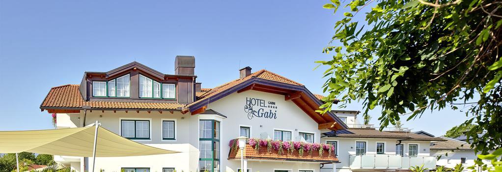 Hotel Gabi - Salzburg - Outdoor view