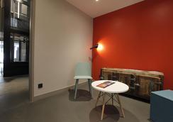 Kyriad Lyon Centre - Perrache - Lyon - Lobby