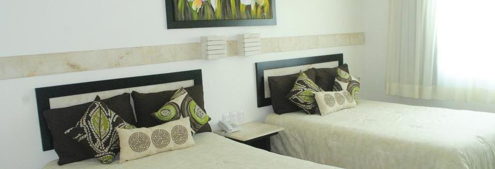Hotel Tulijá Express Palenque - Palenque - Bedroom