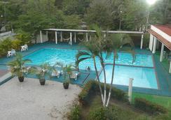 Hotel Tulijá Express Palenque - Palenque - Pool