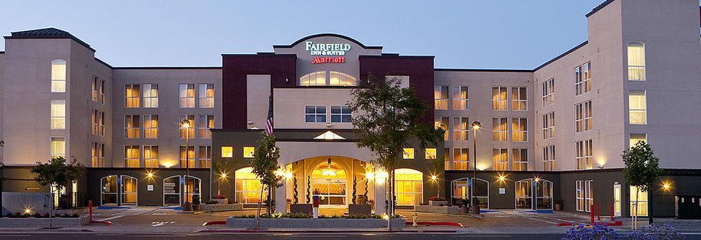 Fairfield Inn and Suites by Marriott San Francisco Airport Millbrae - Millbrae - Building