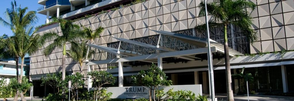 Jet Luxury @ The Trump Waikiki - Honolulu - Building