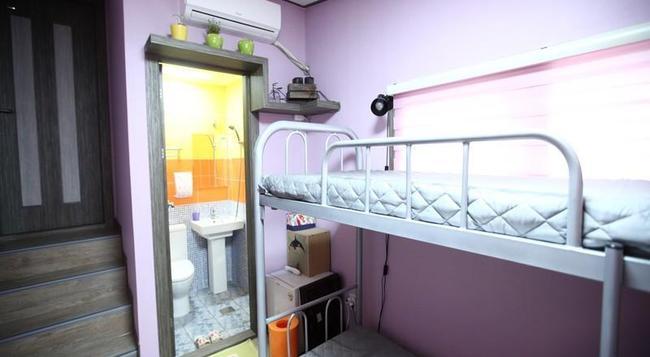 Soo Guesthouse - Seoul - Bedroom