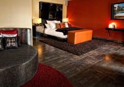 HRH Tower at Hard Rock Hotel & Casino - Las Vegas - Bedroom