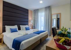 Hotel Americano Inn Rossio - Lisbon - Bedroom