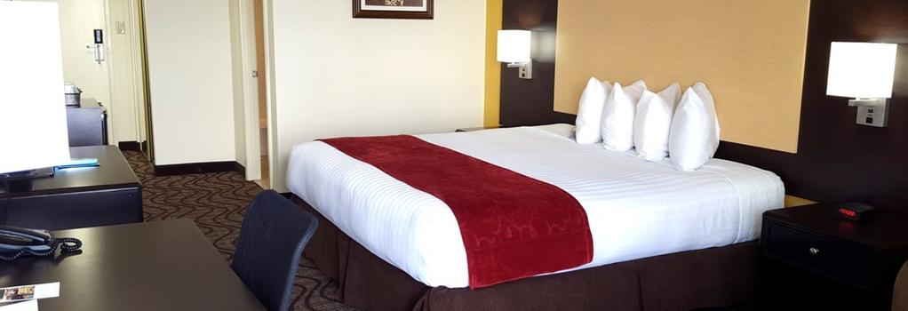Bay Harbor Hotel - Tampa - Bedroom