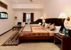 Merit Hotel - Agra - Bedroom