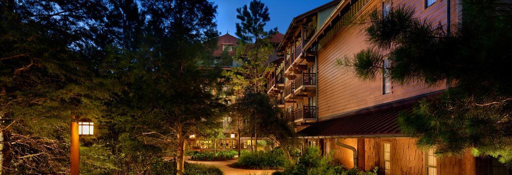 Boulder Ridge Villas At Disney's Wilderness Lodge - Orlando - Building