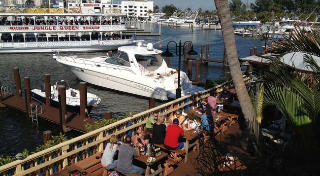 Bahia Cabana Beach Resort - Fort Lauderdale - Restaurant