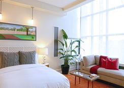 Henry Norman Hotel - Brooklyn - Bedroom