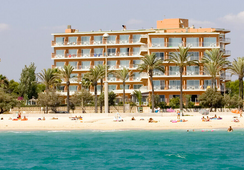 Hotel Hsm Golden Playa - Palma de Mallorca - Beach