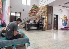 Backpacker Panda Lake Fateh Sagar Udaipur - Udaipur - Lobby