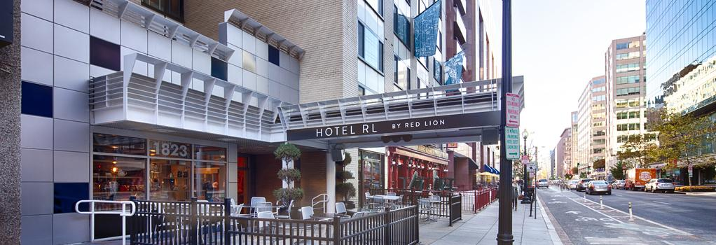 Hotel RL Washington DC by Red Lion - Washington - Building
