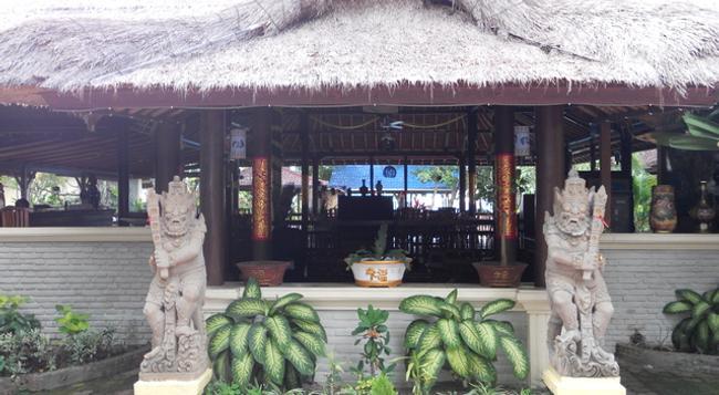 Bali Lovina Beach Cottages - Buleleng - Restaurant
