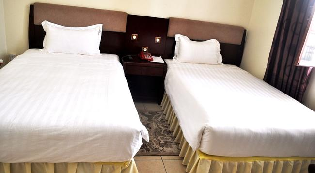 Quiet Haven Hotel - Kigali - Bedroom