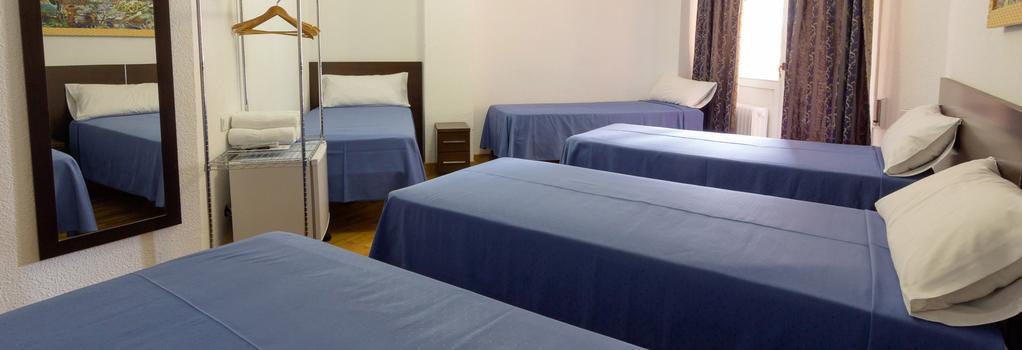 Pensión Laurel - Logroño - Bedroom
