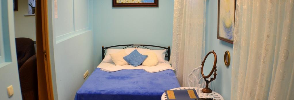 Ballet Hostel - Kiev - Bedroom