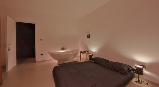 Zenthe Small Luxury B&B - Brindisi - Bedroom