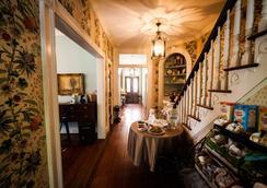 Barksdale House Inn - Charleston - Lobby