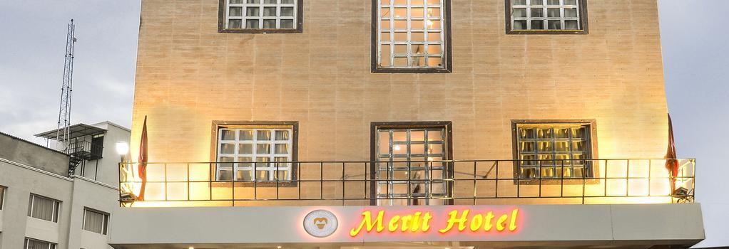Merit Hotel - Agra - Building