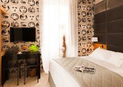 Hotel de Silhouette - Biarritz - Bedroom