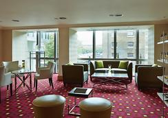 Marriott Executive Apartments London West India Quay - London - Lobby