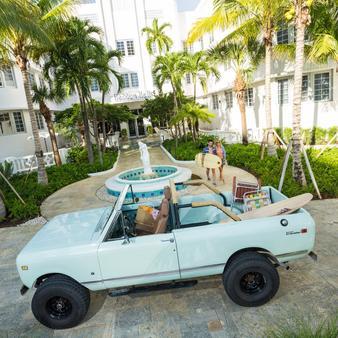 The Hall South Beach - Miami Beach - Outdoor view