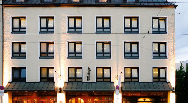 Hotel Prinzregent am Friedensengel - Munich - Building
