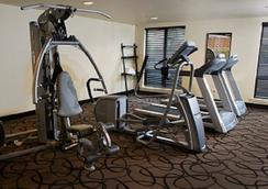 Ledgestone Hotel Billings - Billings - Gym