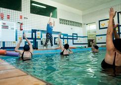 Alves Hotel - Marilia - Pool