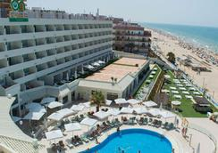 On Hotels Oceanfront Designed For Adults - Matalascañas - Pool