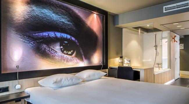 Hampshire - Designhotel Maastricht - Maastricht - Bedroom