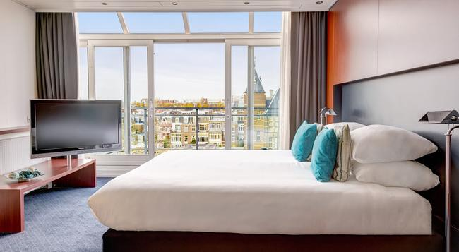 Hampshire Hotel - 108 Meerdervoort Den Haag - The Hague - Building