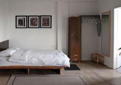 G38 Boutique Apartments - Haifa - Bedroom
